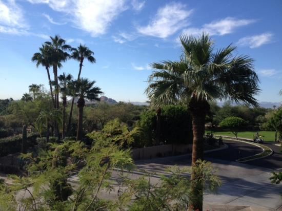 The Phoenician, Scottsdale: From our balcony