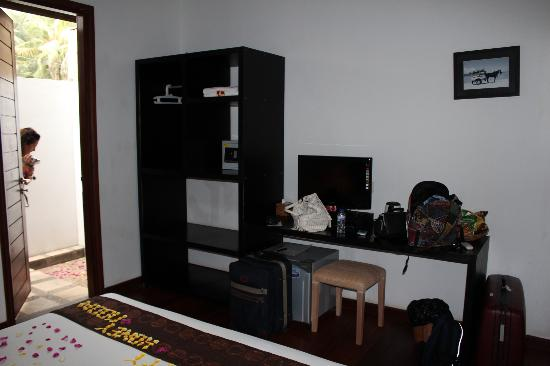 The Trawangan Resort: Particolari della camera d'albergo