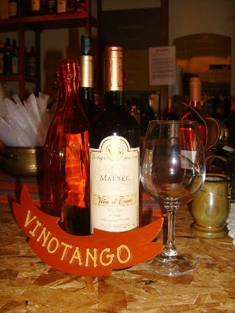 Vinotango