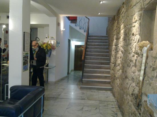Hotel Giardino Verdi: La reception