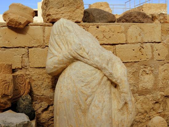 Fort Ghazi Mustapha: Archéologie