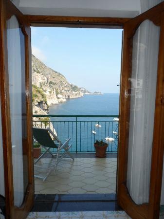 Hotel Onda Verde: view