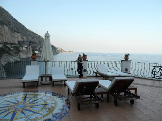 Hotel Onda Verde: sun deck