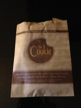 DoubleTree by Hilton Hotel Milwaukee Downtown: It's all about The Cookie