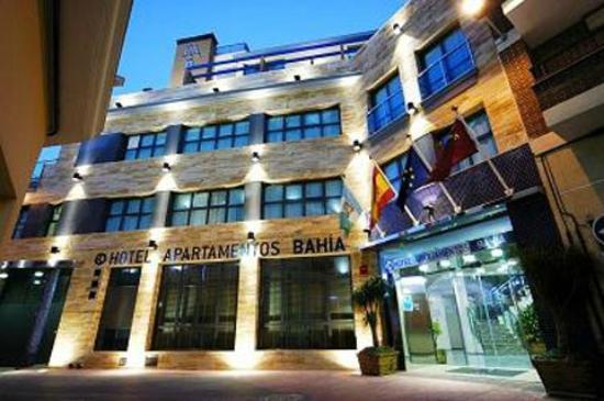 Aparthotel Bahia: Edificio