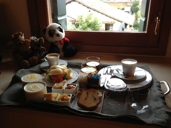 Venissa - Wine Resort: Flood breakfast