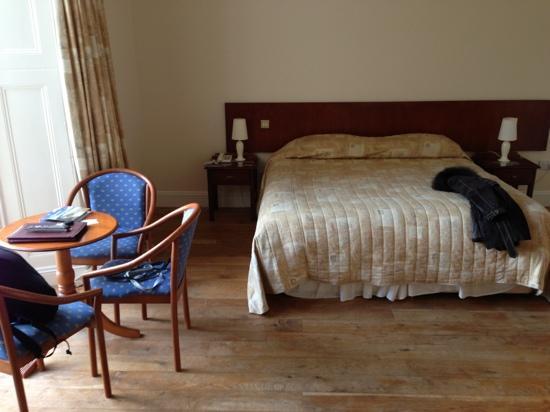 Three Rivers Hotel: manor room