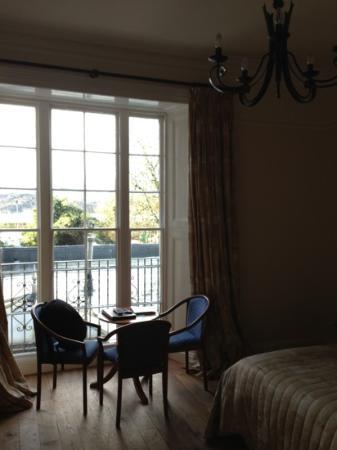 Three Rivers Hotel: bedroom
