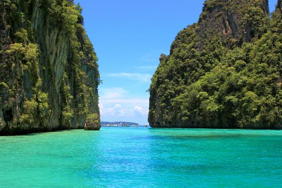 Paradise Resort Phi Phi: Day trip to Maya Bay (Ko Phi Phi Le)