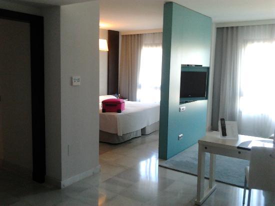 Mercure Algeciras: Habitacion