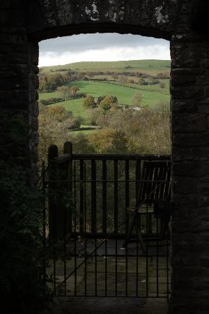 The Old Vicarage Country House: View to the north