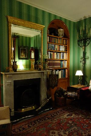 The Old Vicarage Country House: The study