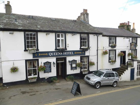 Queens Hotel in St Bees