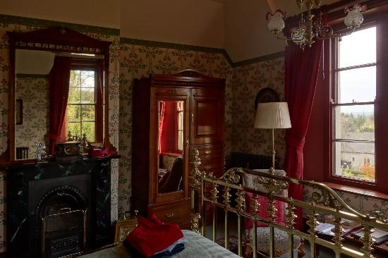 The Old Vicarage Country House: South and west views from the room