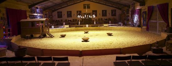 Theatre Equestre Camarkas : Manege baroque