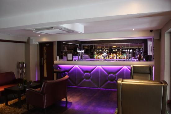 Restaurant @ Ashbourne Hotel: Lounge Bar