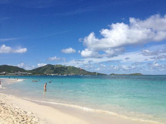 بيلير بيتش هوتل: Pinel Island 