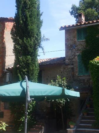 Borgo Cenaioli B/B Locanda & Residence di Campagna: di fronte