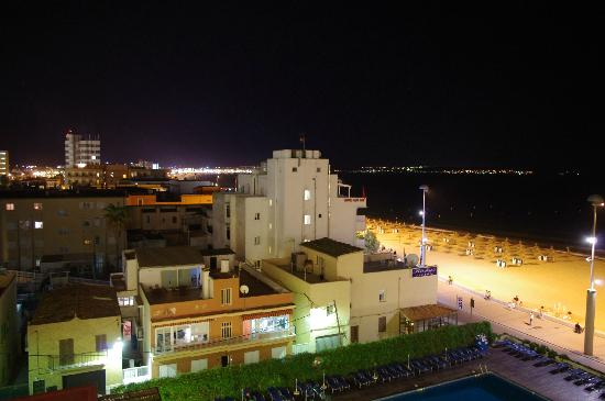 THB El Cid: View from room 511