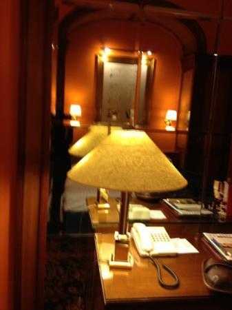 Hotel Albani Firenze: camera standard