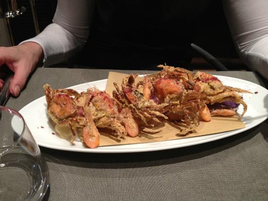 Venissa - Wine Resort: Crab