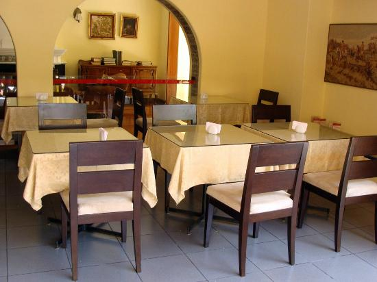 Hotel San Antonio Abad: breakfast area