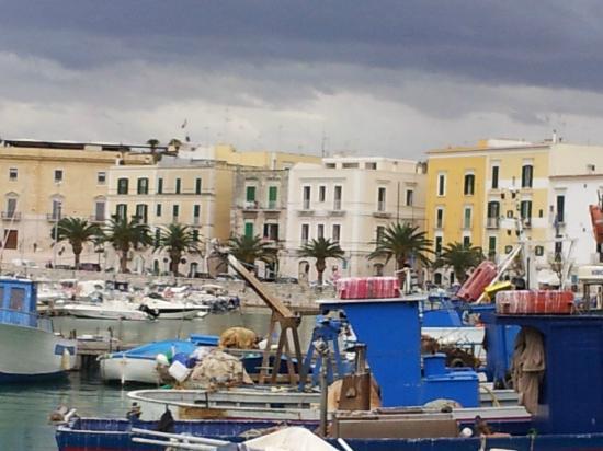 Trani: Veduta del porto