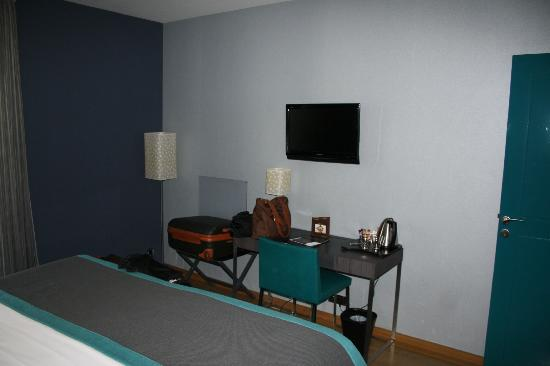 Hotel Bassano: Zimmer