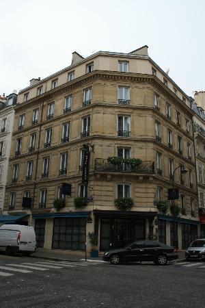 Hotel Bassano: Außenansicht