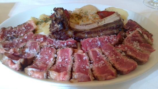 Restaurante la Viuda Rica: Apetecible, apetitoso y sabroso.