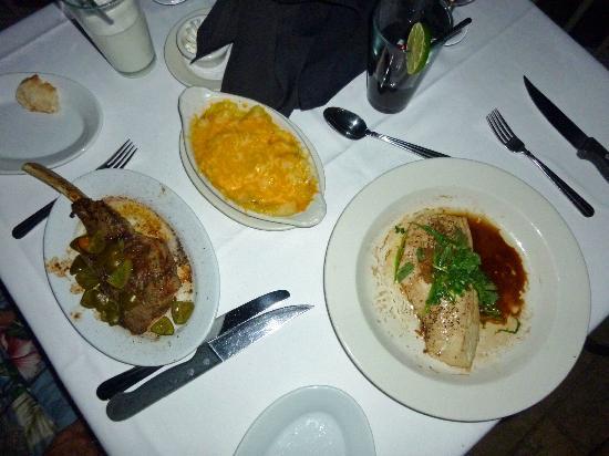 Ruth's Chris Steak House: Our dinner