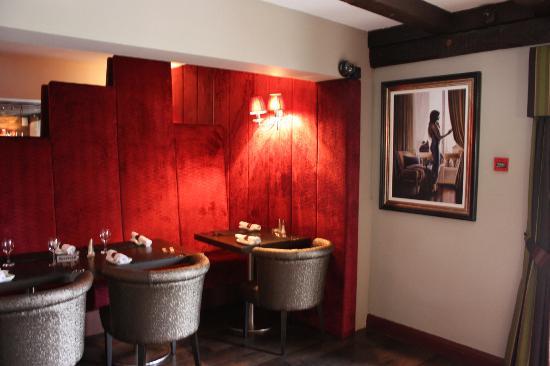 Restaurant @ Ashbourne Hotel: The Bistro at the Ashbourne