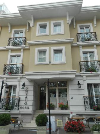 Hotel Novano: esterno hotel