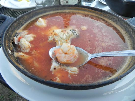 South Beach House: Seafood Gumbo is King