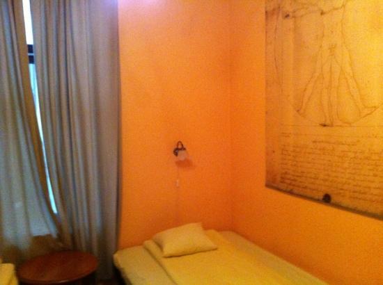 Sentrum Pensjonat: The singleroom