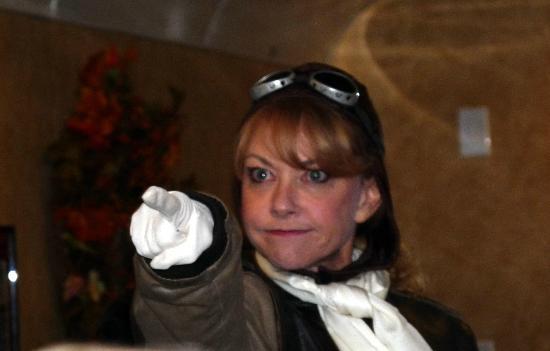 Seminole Gulf Railway Murder Mystery Dinner Train: actress