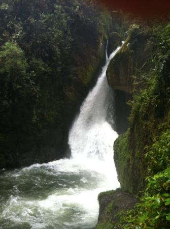 Savegre Hotel, Natural Reserve & Spa: catarata