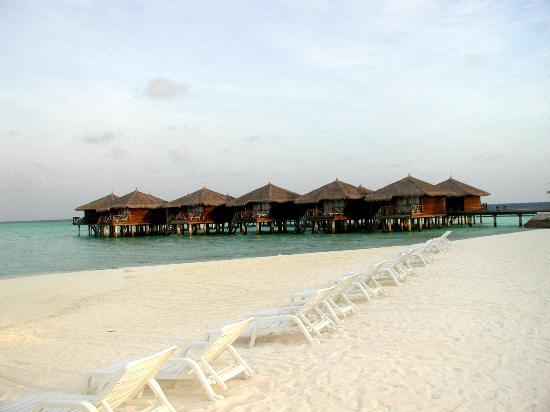 Jumeirah Vittaveli: Overwater....consigliatissimi