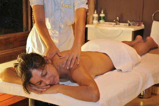 Hotel Saint George : Sala de masajes Equilibrium Body & Health