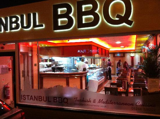 Istanbul BBQ: Great food & service