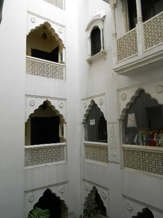 Jyoti Mahal : View of each floor