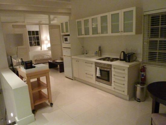 More Quarters: La cucina nella camera