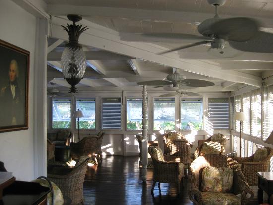 Nisbet Plantation Beach Club: The Great House