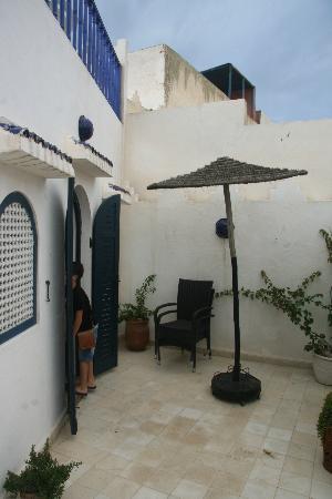 Riad l'Ayel d'Essaouira : Entree de la chambre