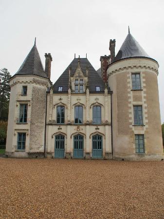 Chateau des Arpentis: Façade de jour