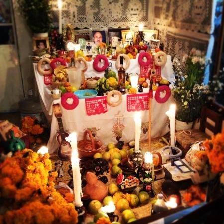 ofrenda picture of mixquic mexico city tripadvisor