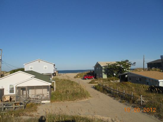 JP Cottages: View from widow's walk