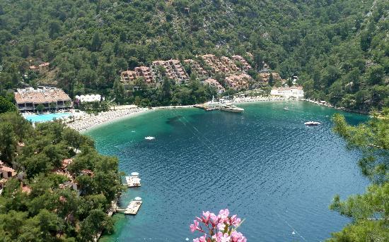 Fethiye Hotel Hillside Beach