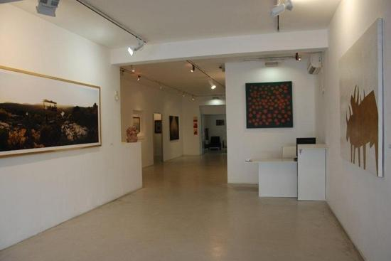 the engel gallery interior