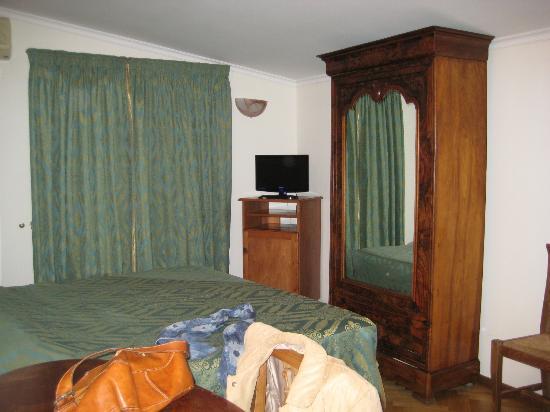 Hotel Reggia San Paolo: Vista camera n.6